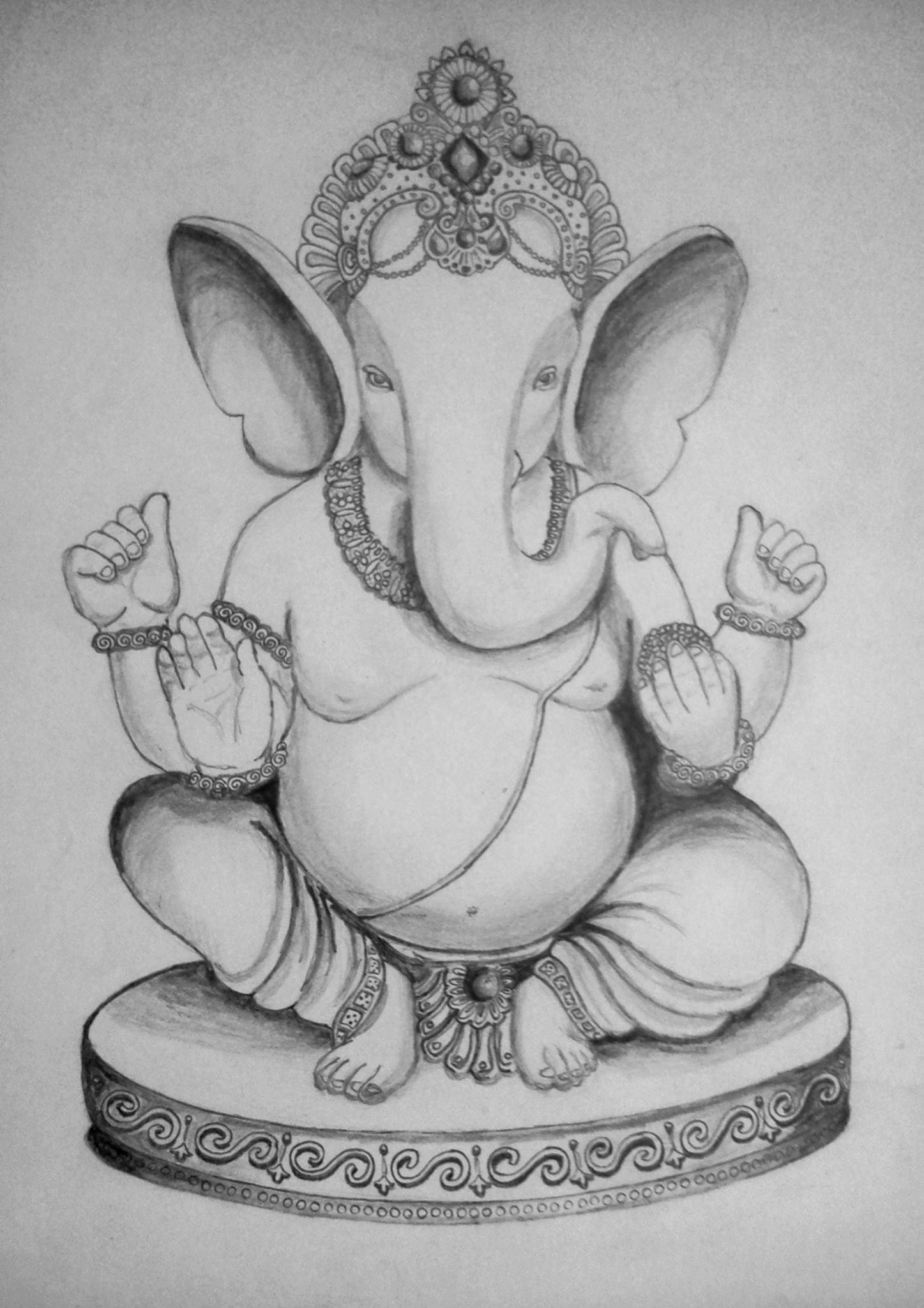 Rajesh r sawant lord ganesh