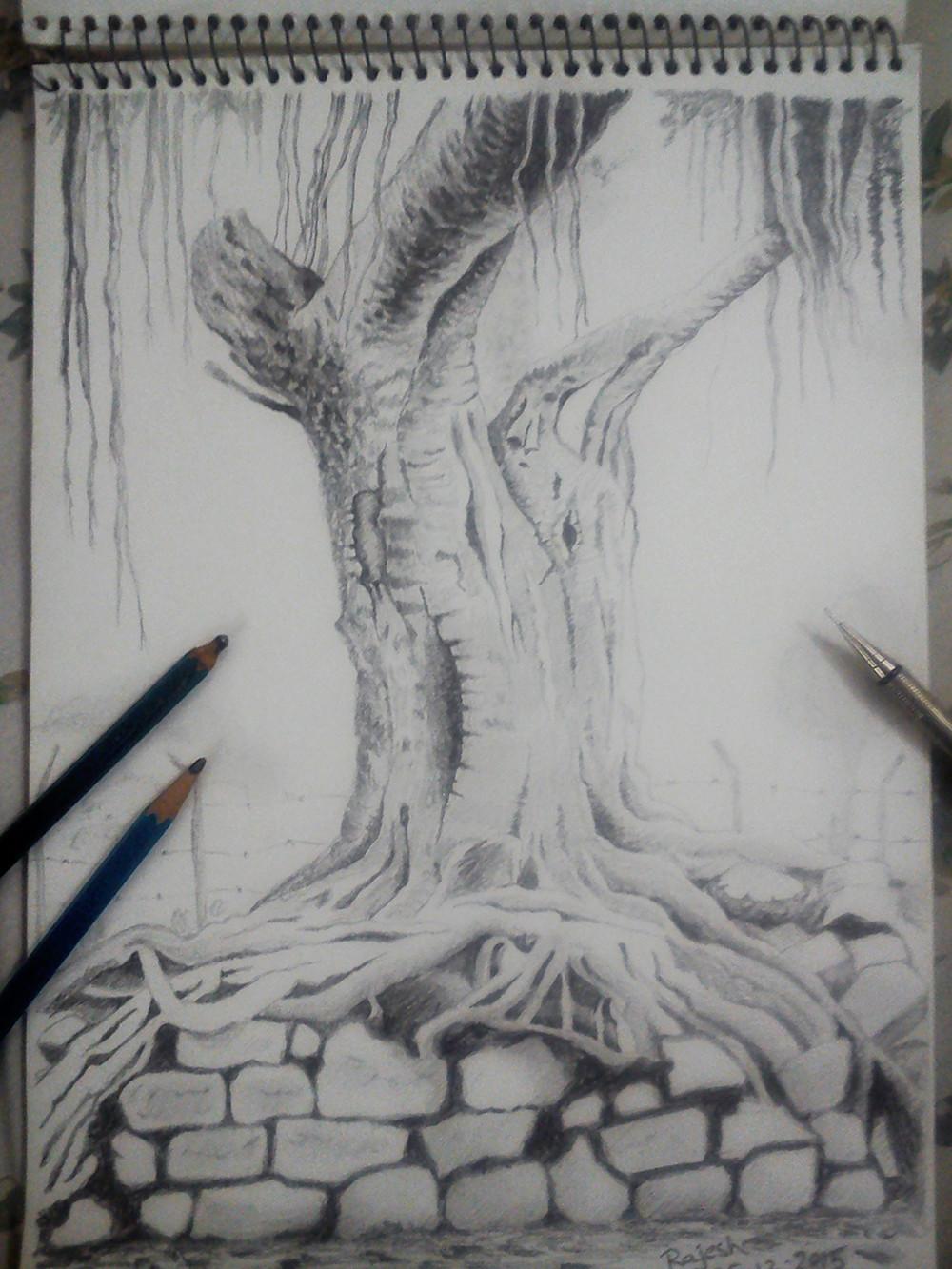 Rajesh r sawant treemckup