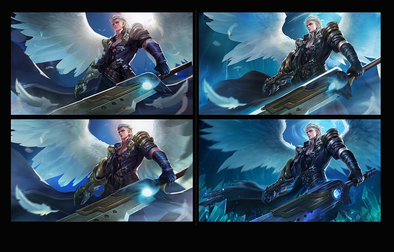 ArtStation - Alucard: Child of the Fall, - LASSO -