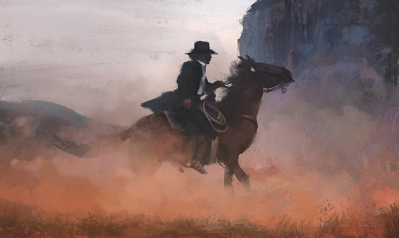 Cowboy Study