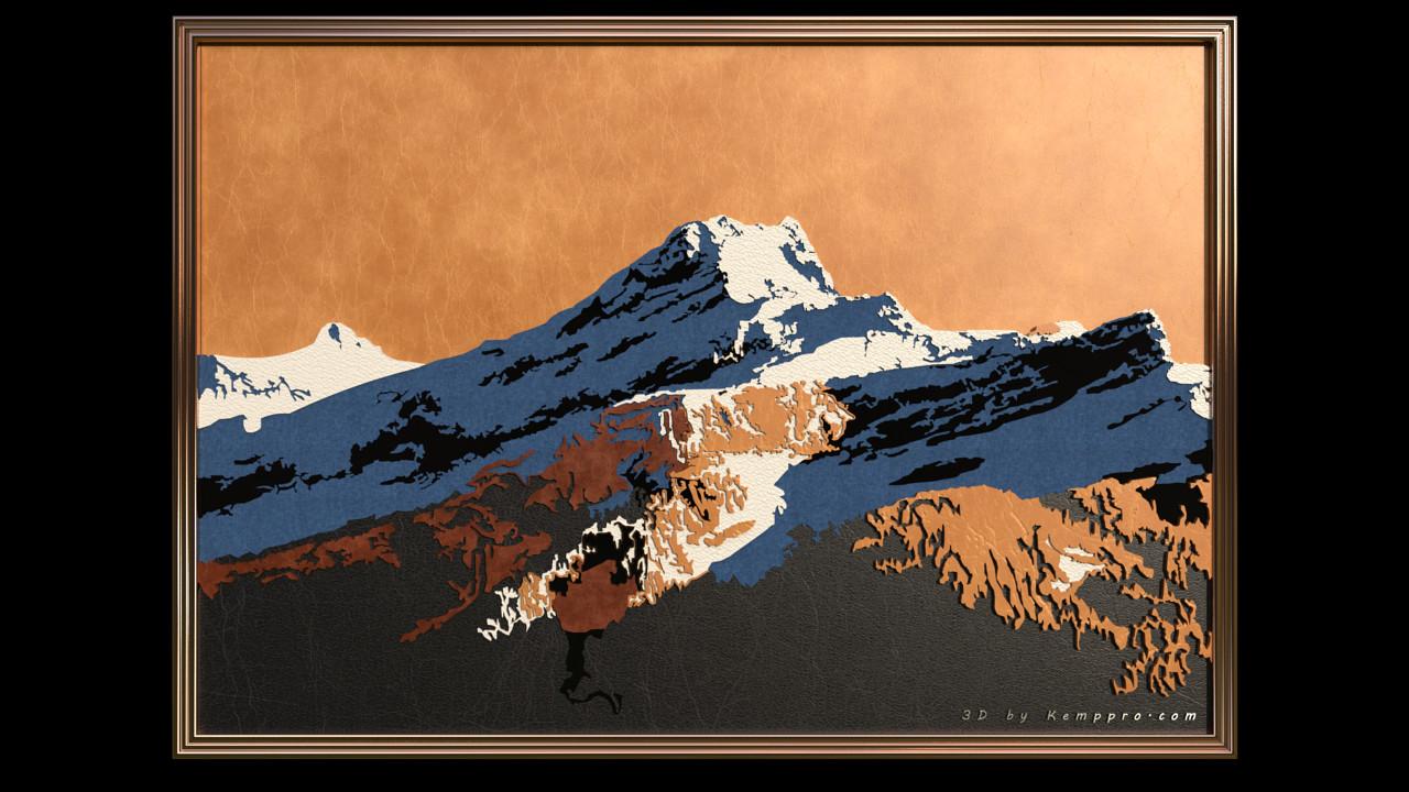 Duane kemp 01 diableret mountain logo 02 leather scene 7