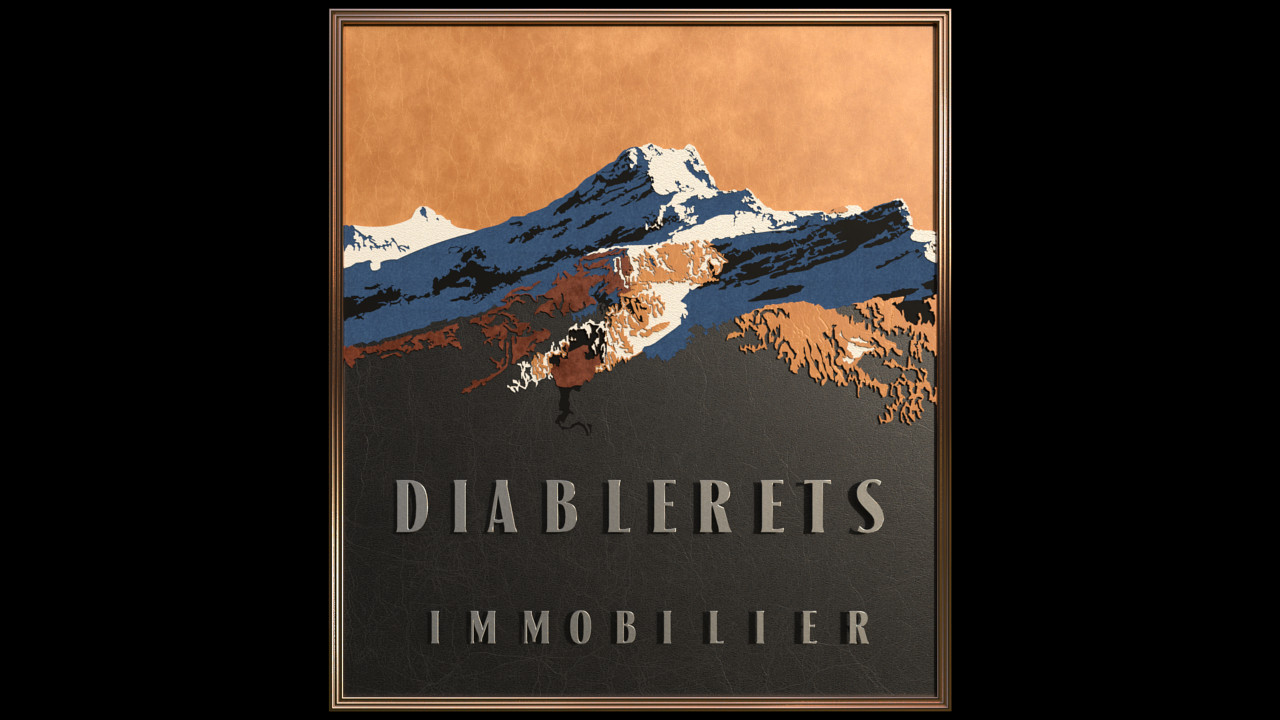15 Diableret Mountain Logo 02 Leather-Scene 4