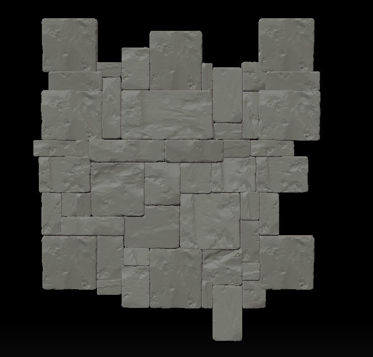Anton t bricks to tile