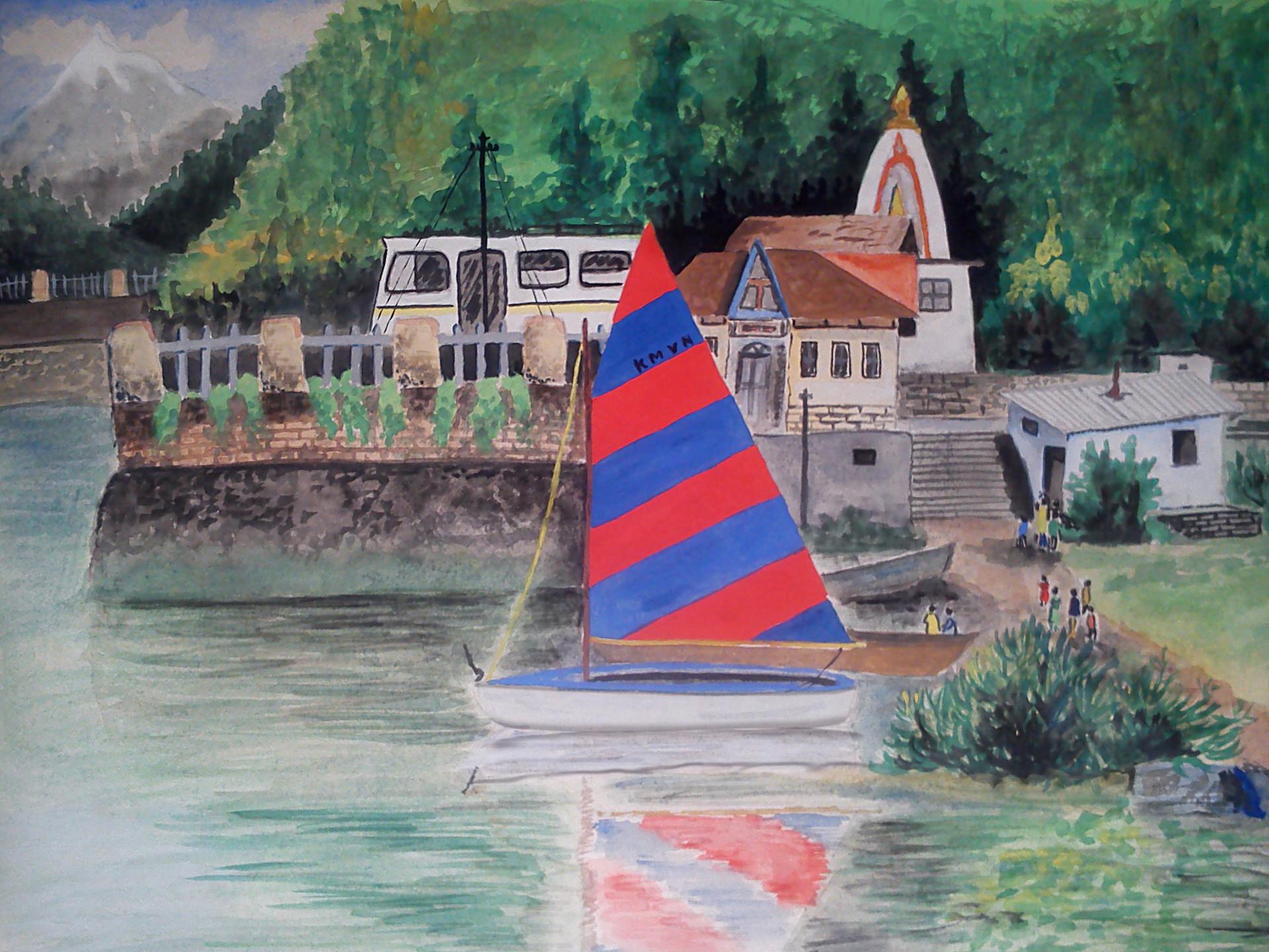 Rajesh r sawant boat
