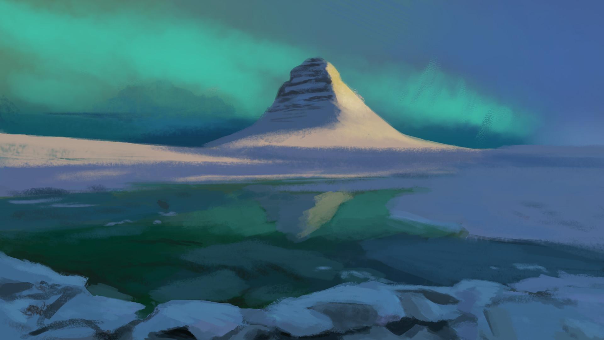 Daniel ang iceland study