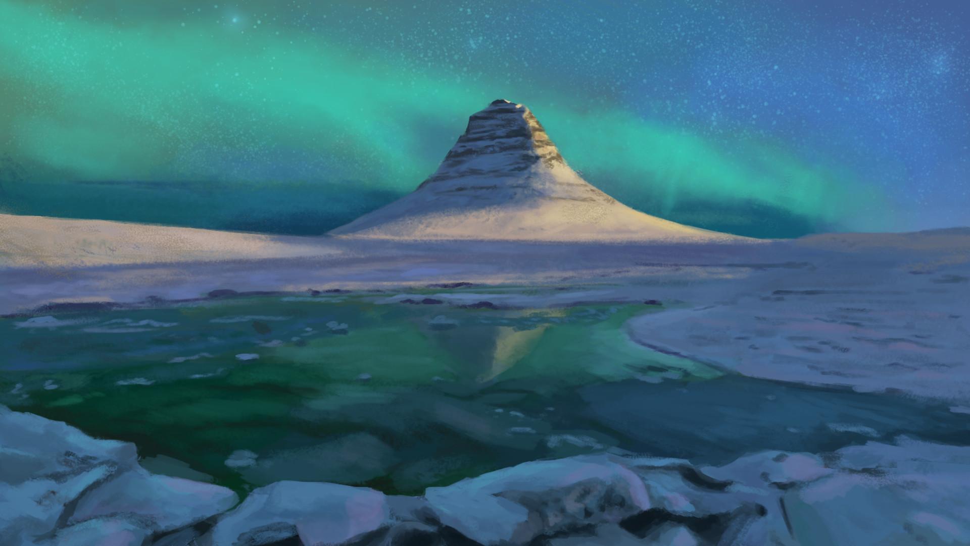 Daniel ang iceland study3