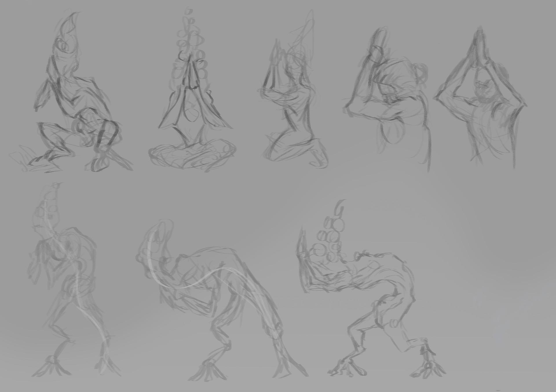 Tumen altangadas sketches v11