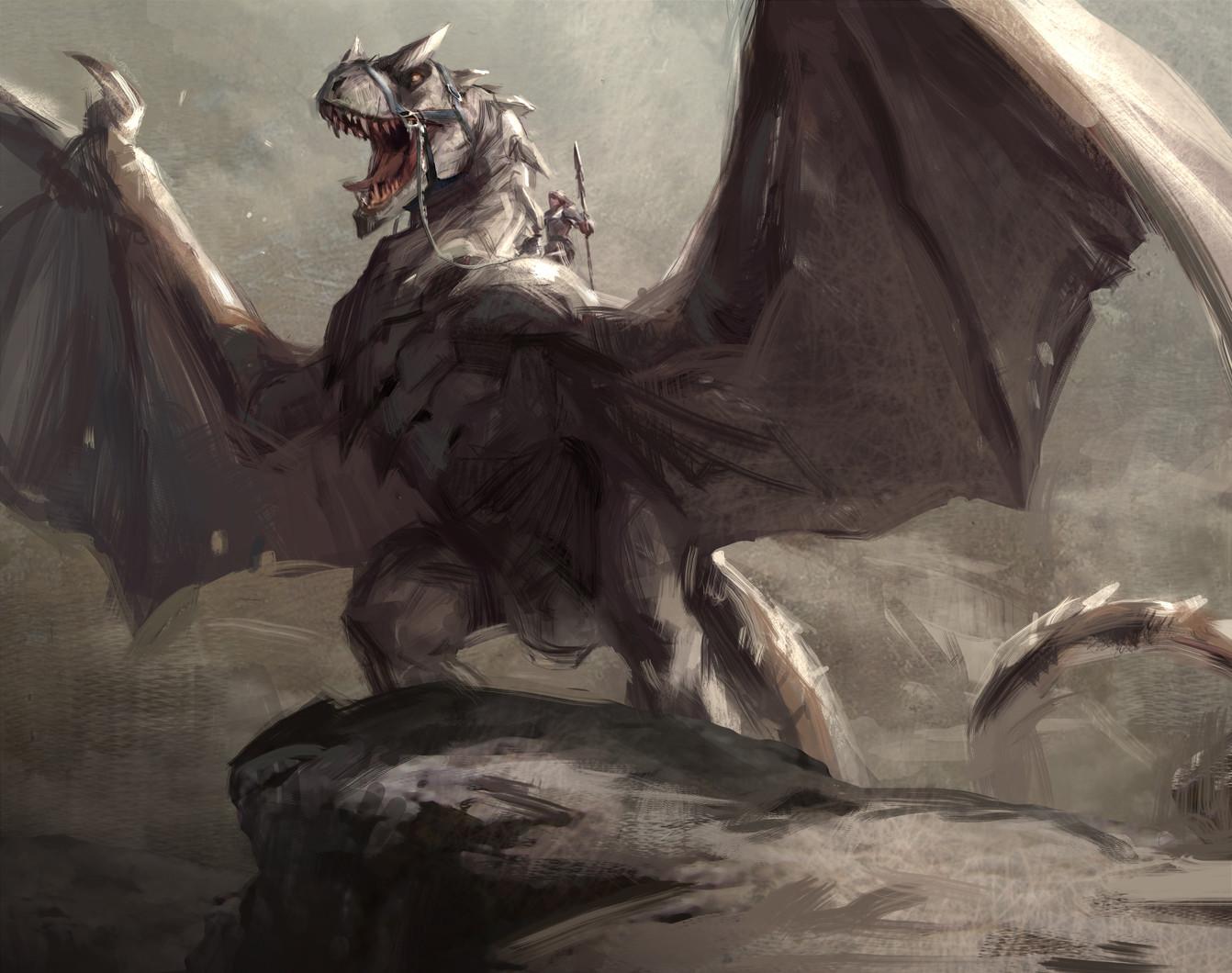 Jon kuo dragon low