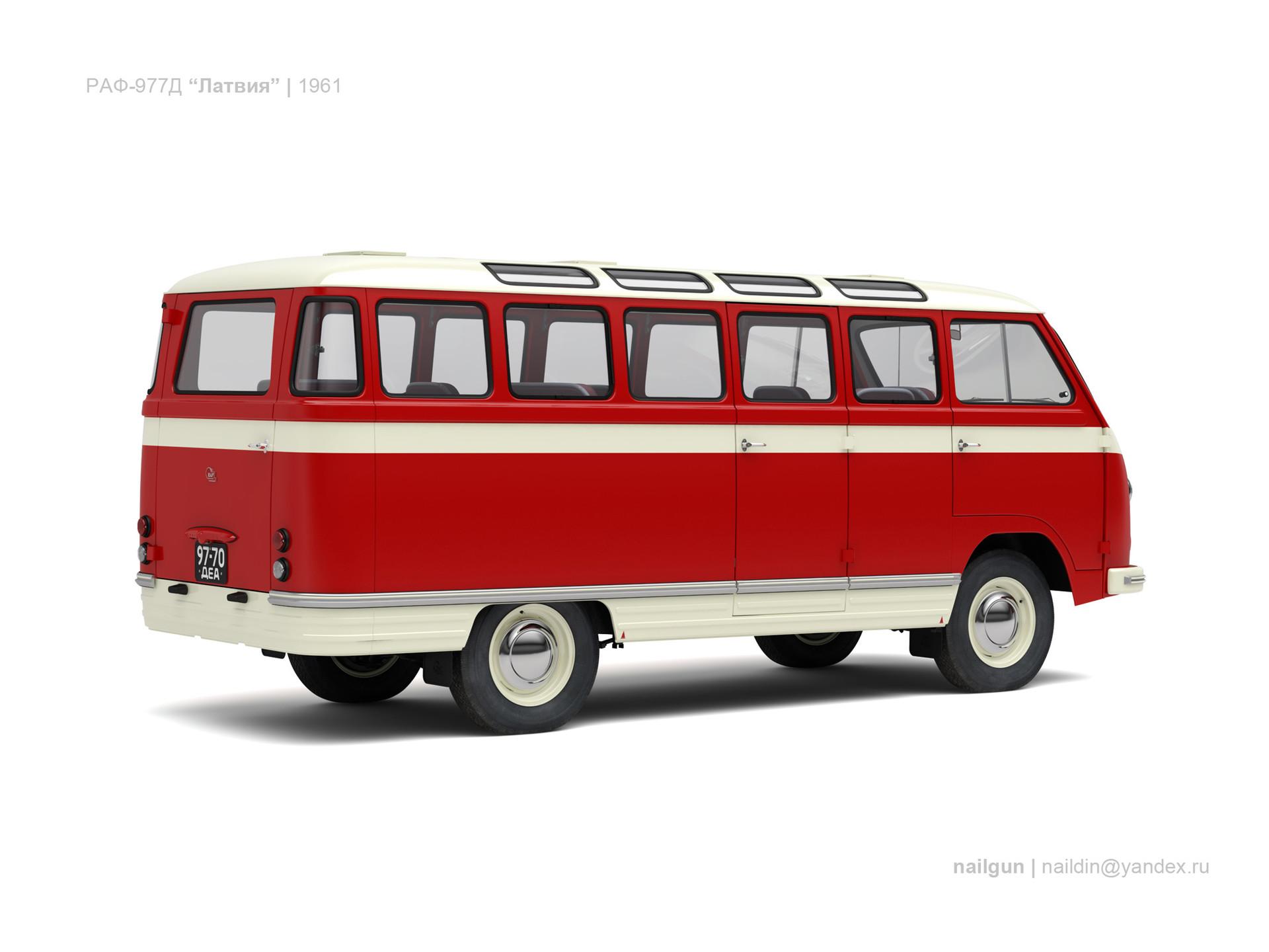 Nail khusnutdinov sw raf 977d latvija 1961 0