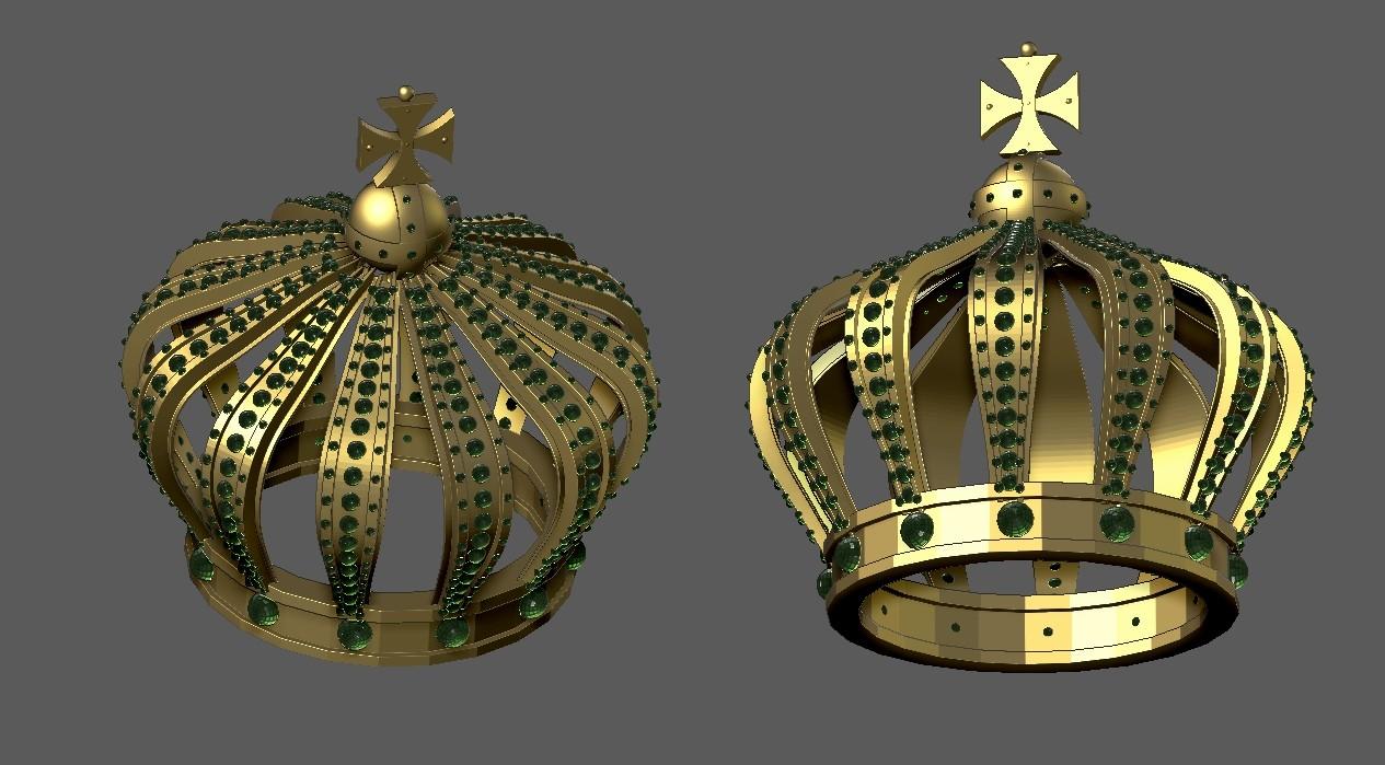 Pierre benjamin crown king 001
