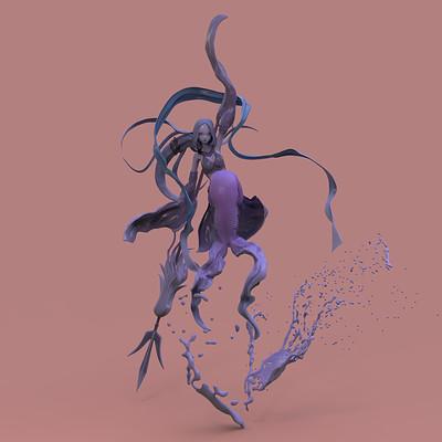 Masatomo suzuki mermaid02