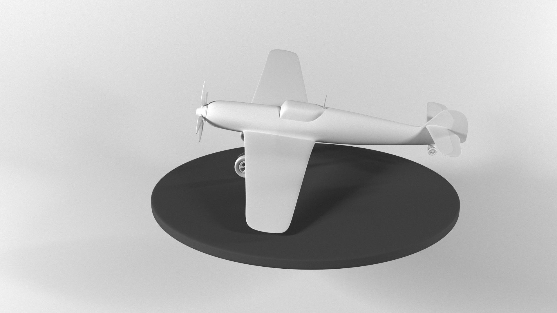 Doss Nguyen - Plane 3d Modeling