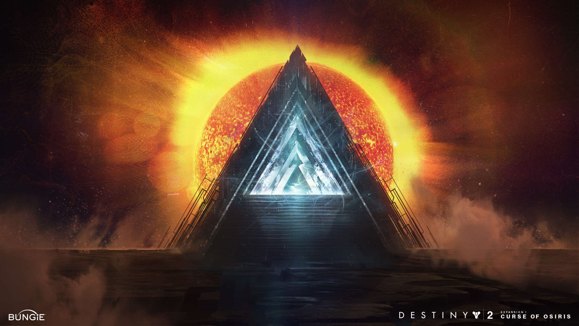 Artstation Destiny 2 Curse Of Osiris Vex Gateway