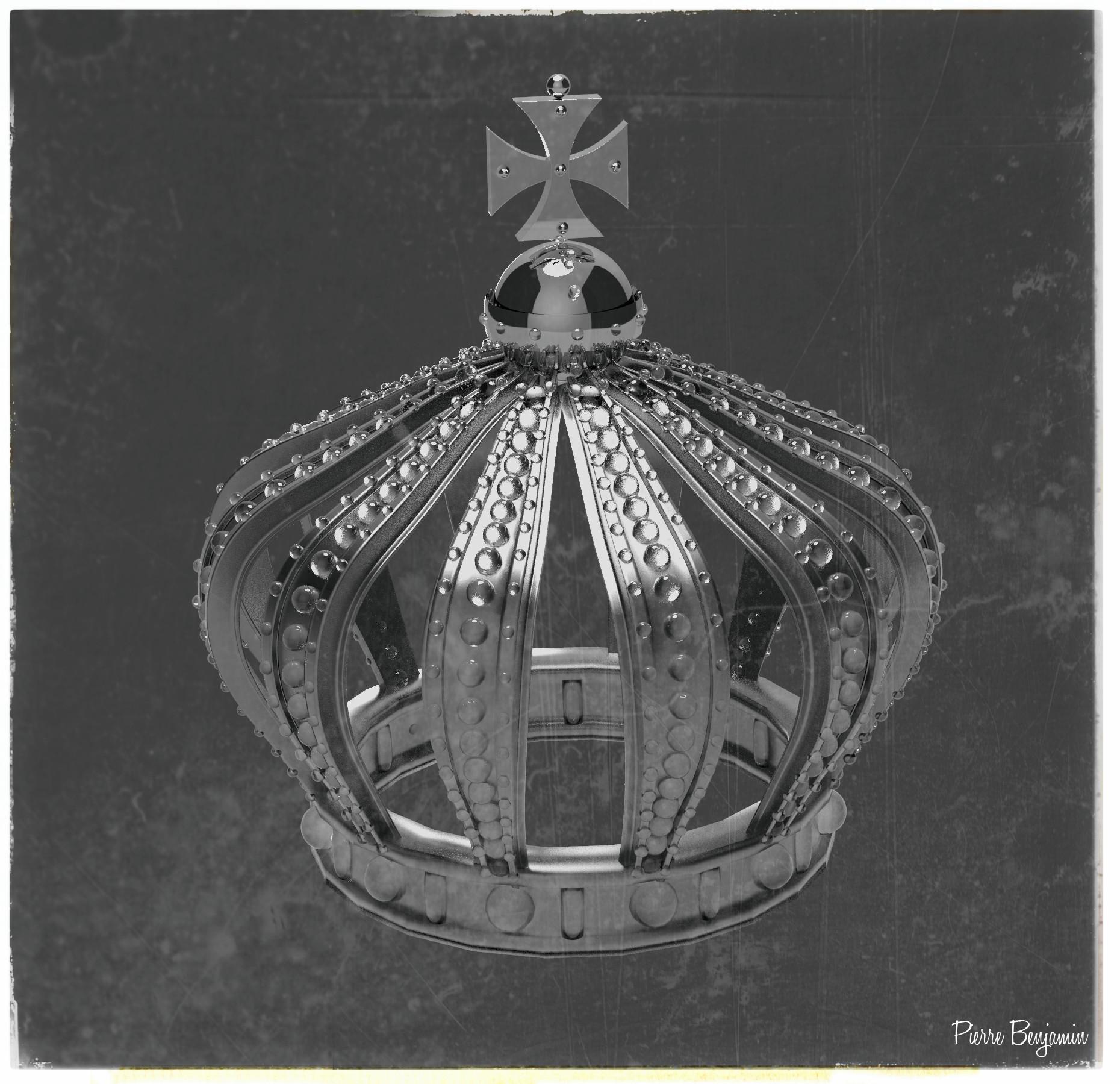 Pierre benjamin crown 345