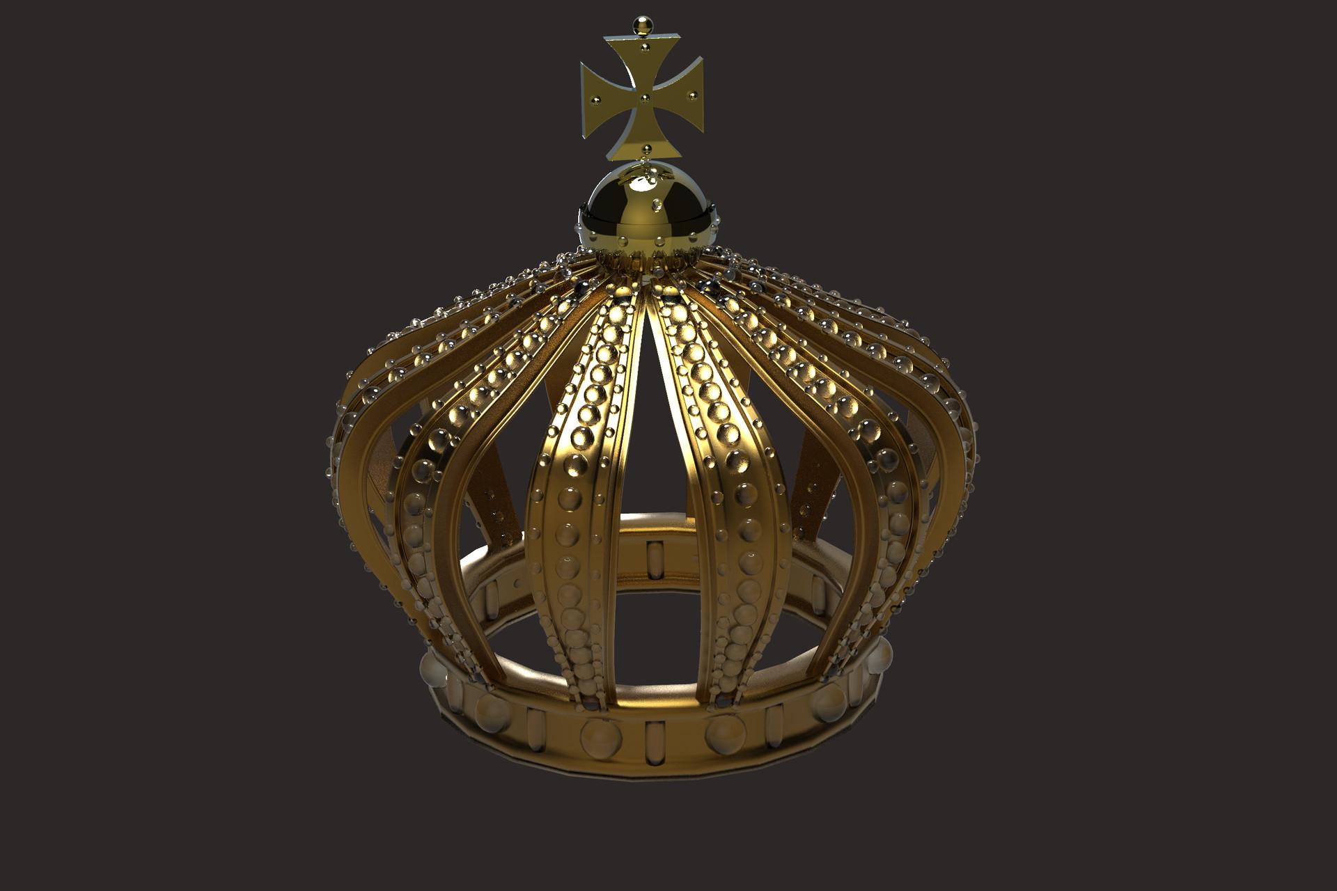 Pierre benjamin crown test render keyhshot 2442726