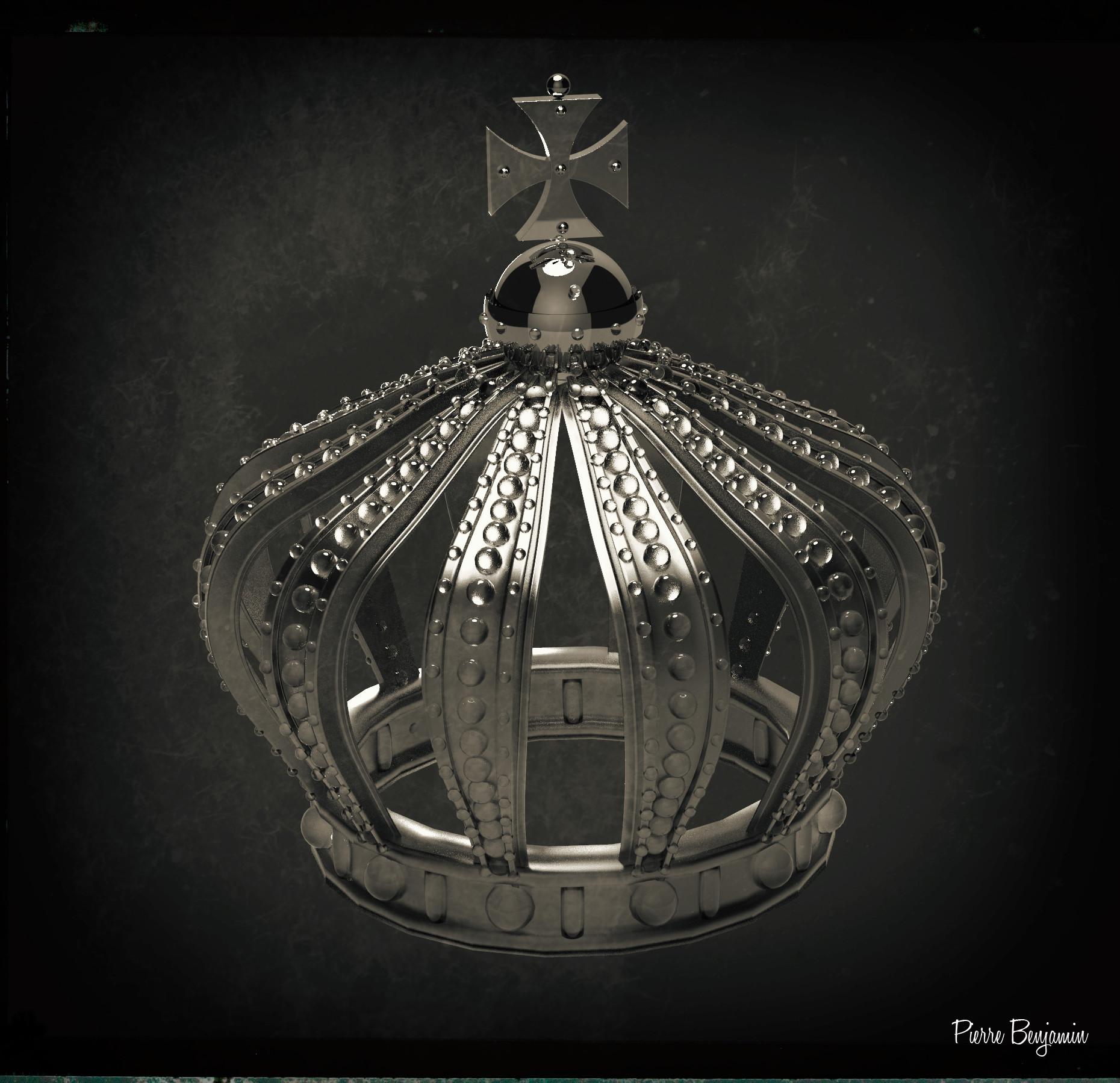 Pierre benjamin crown test render keyhshot 2442726ddsdsd