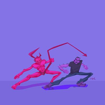 Moutaz k maudy dancing s