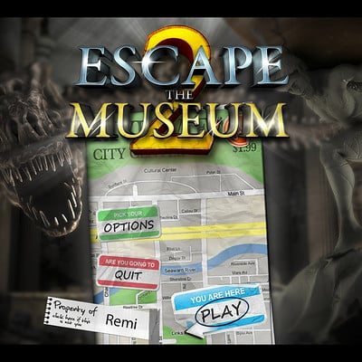 Escape The Museum 2 2009 - 2013