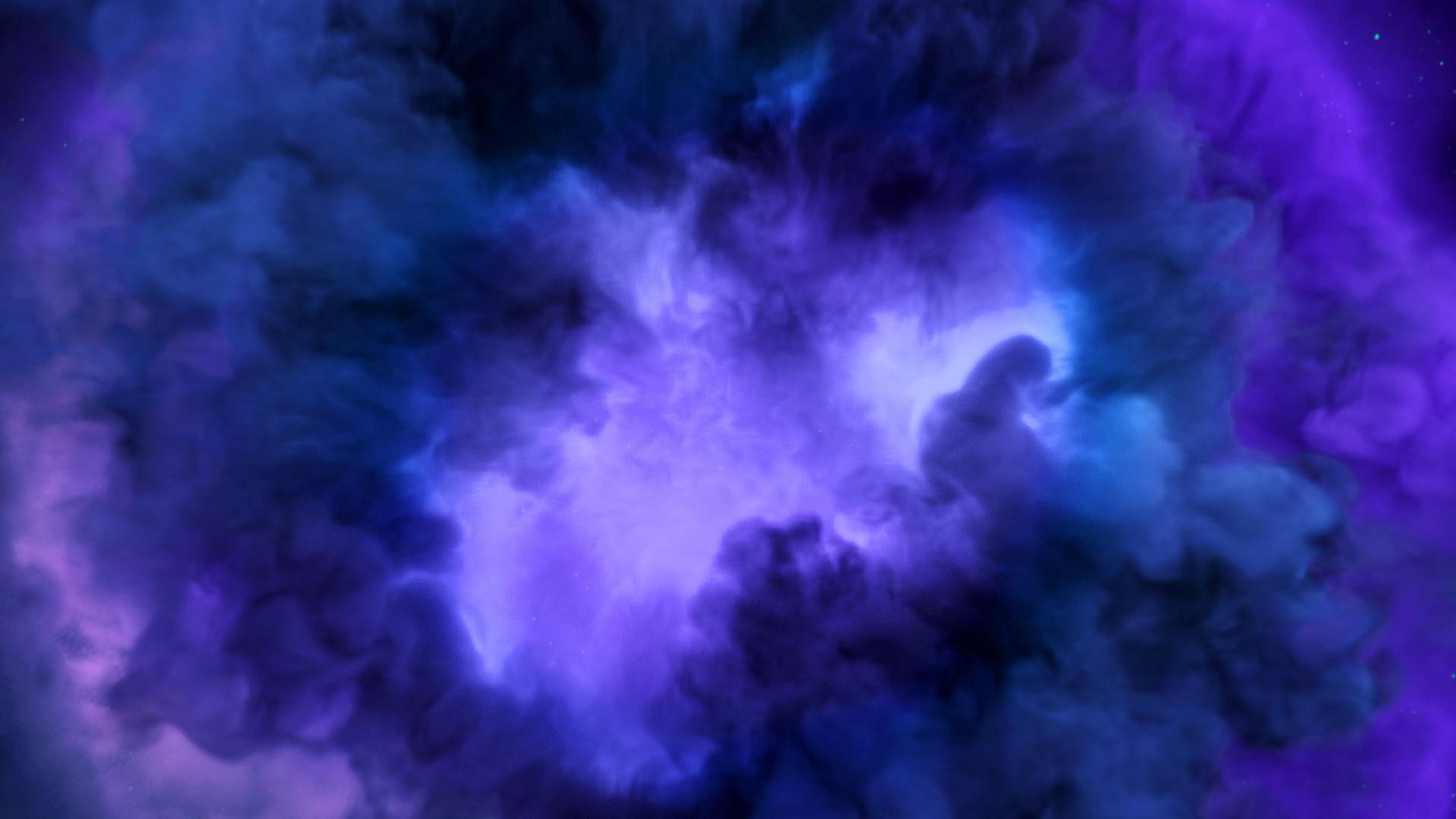 Periwinkle Nebula