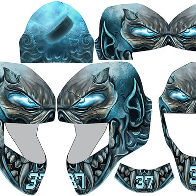 Hockey Mask 2011