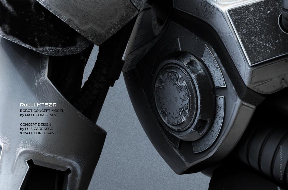 Matt corcoran m750rrobot website final image01