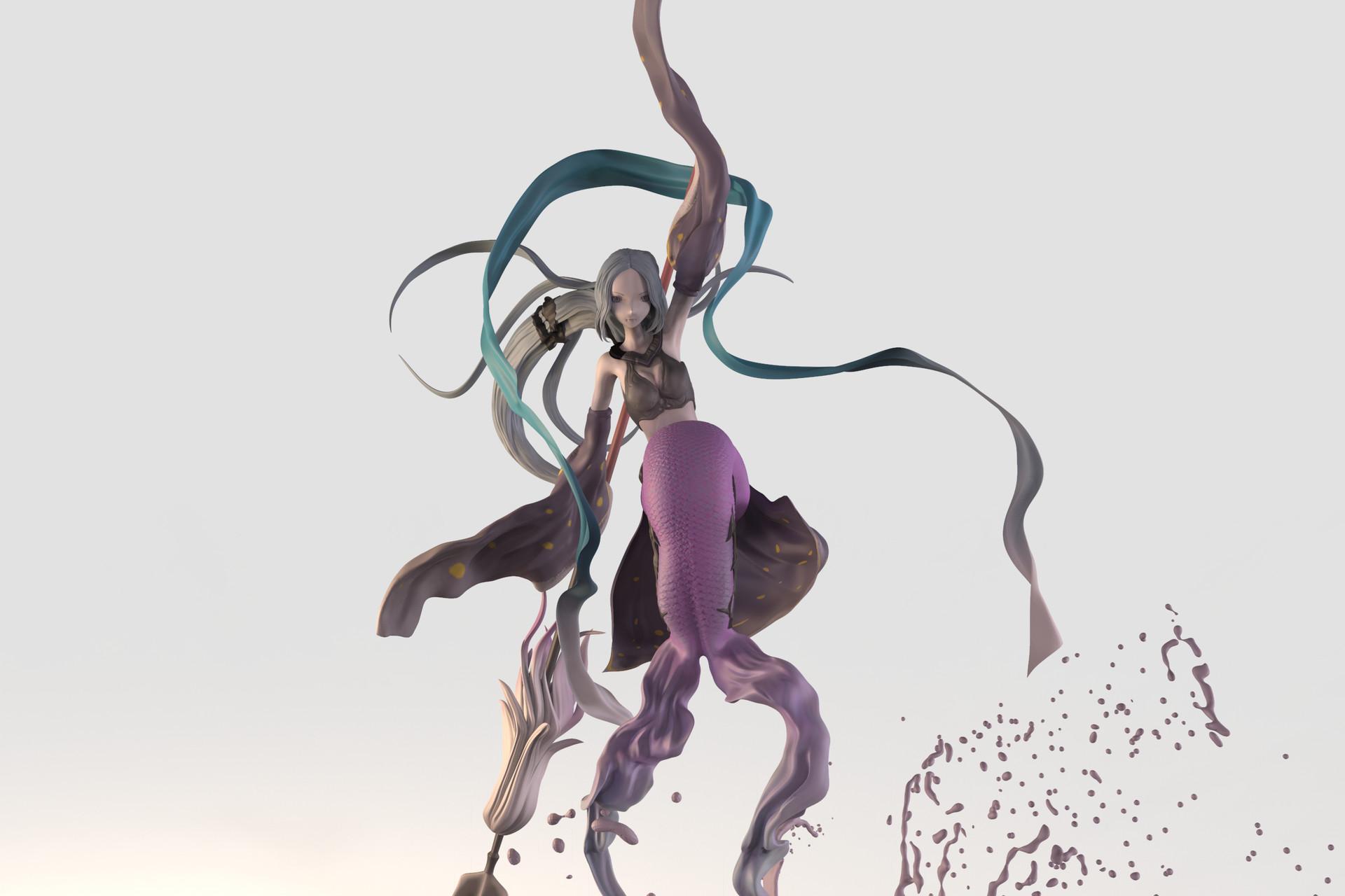 Masatomo suzuki mermaid03