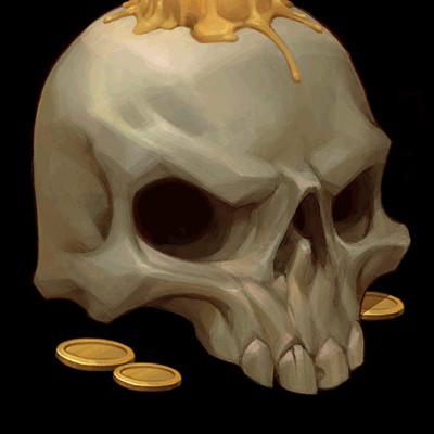 Betty jiang skull2
