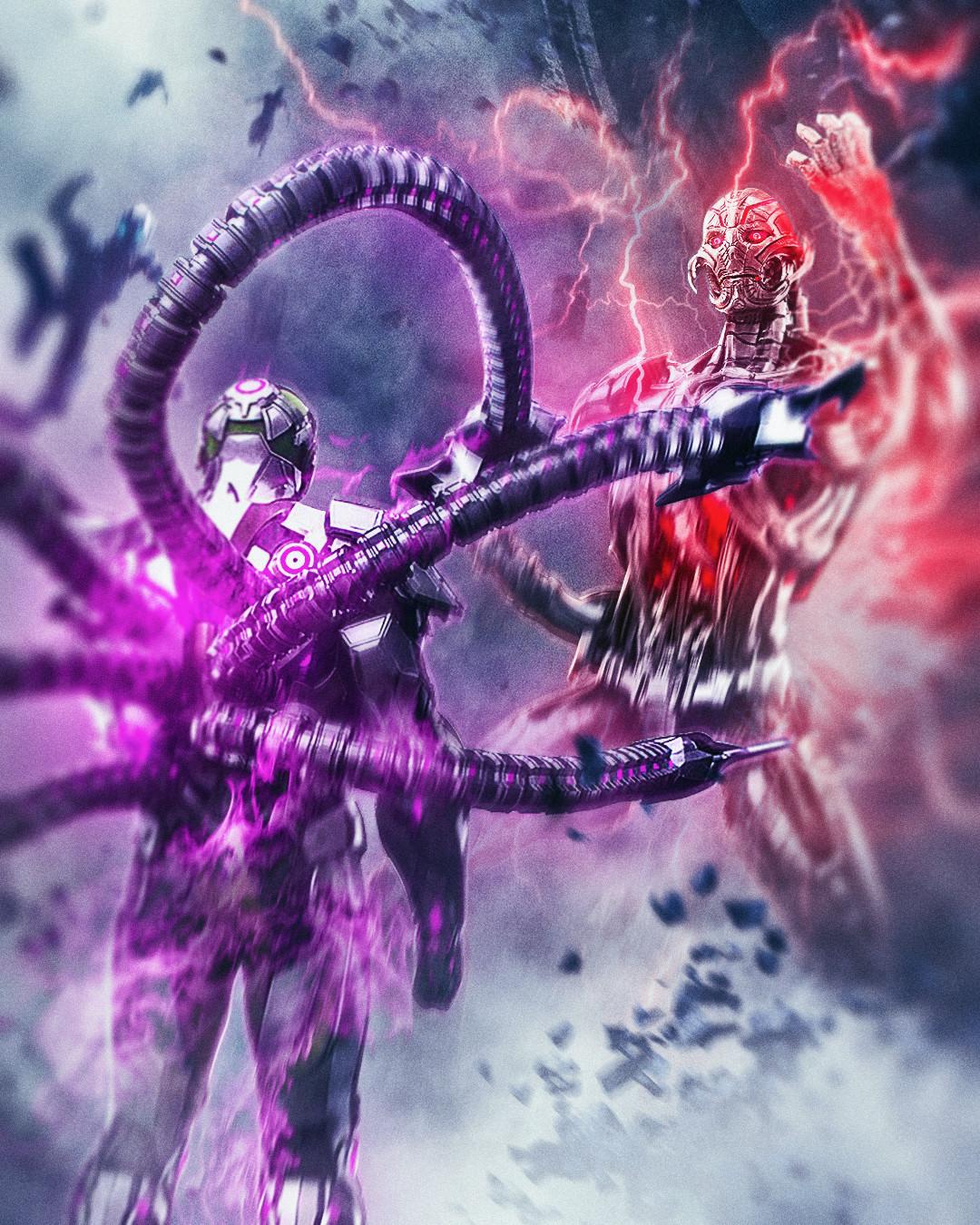 Ultron [vs] Brainiac
