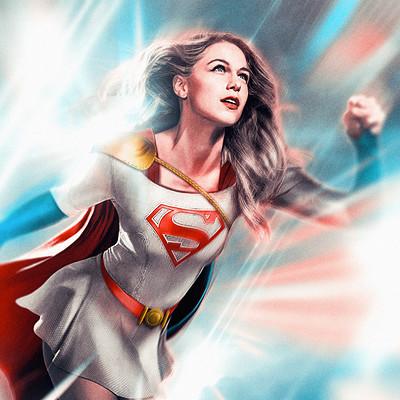 Nick tam masaolab supergirl powergirl mashup v1