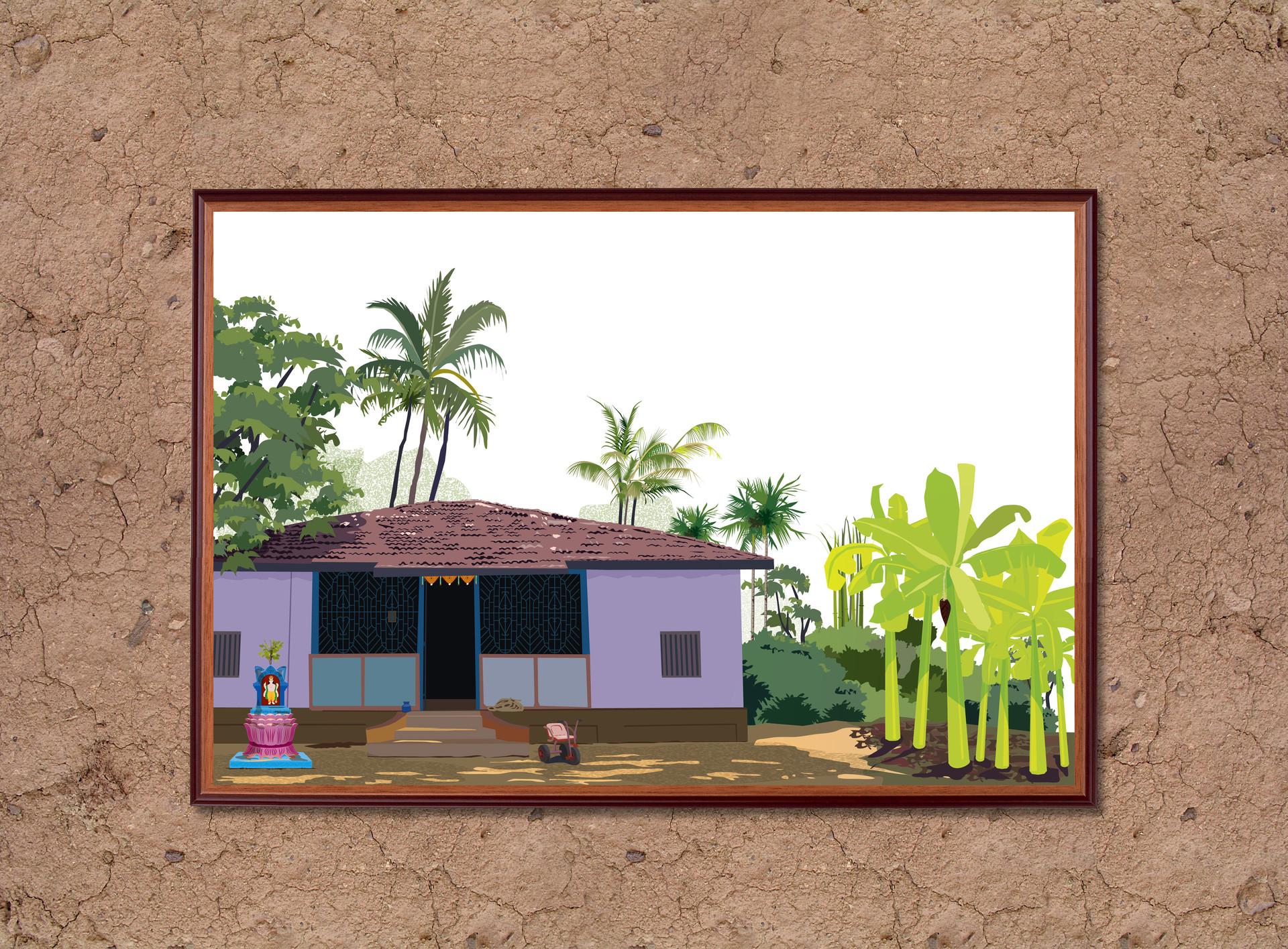 Rajesh r sawant vadkol aatya house