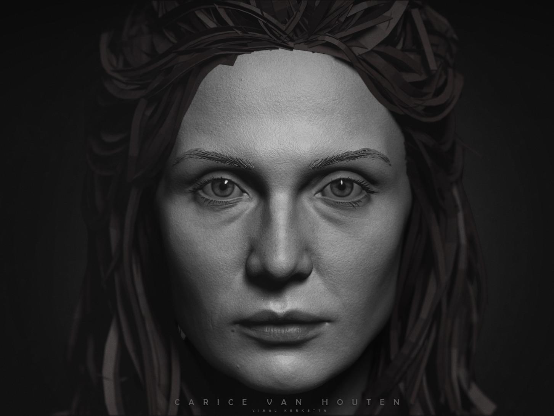 Carice Van Houten/Melisandre