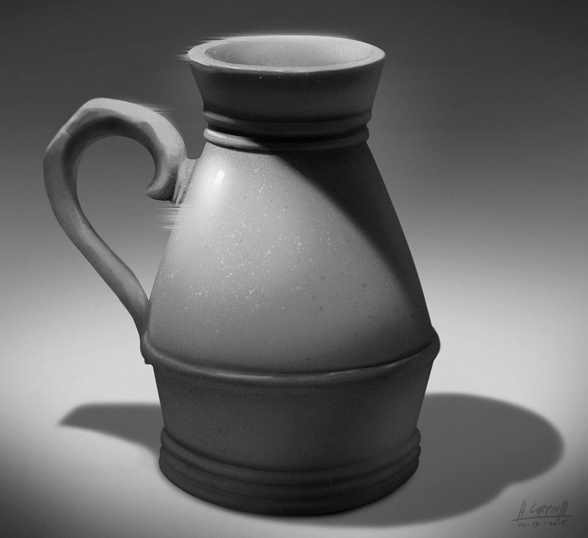 Honorato corpin iii still life 01 vase 021715