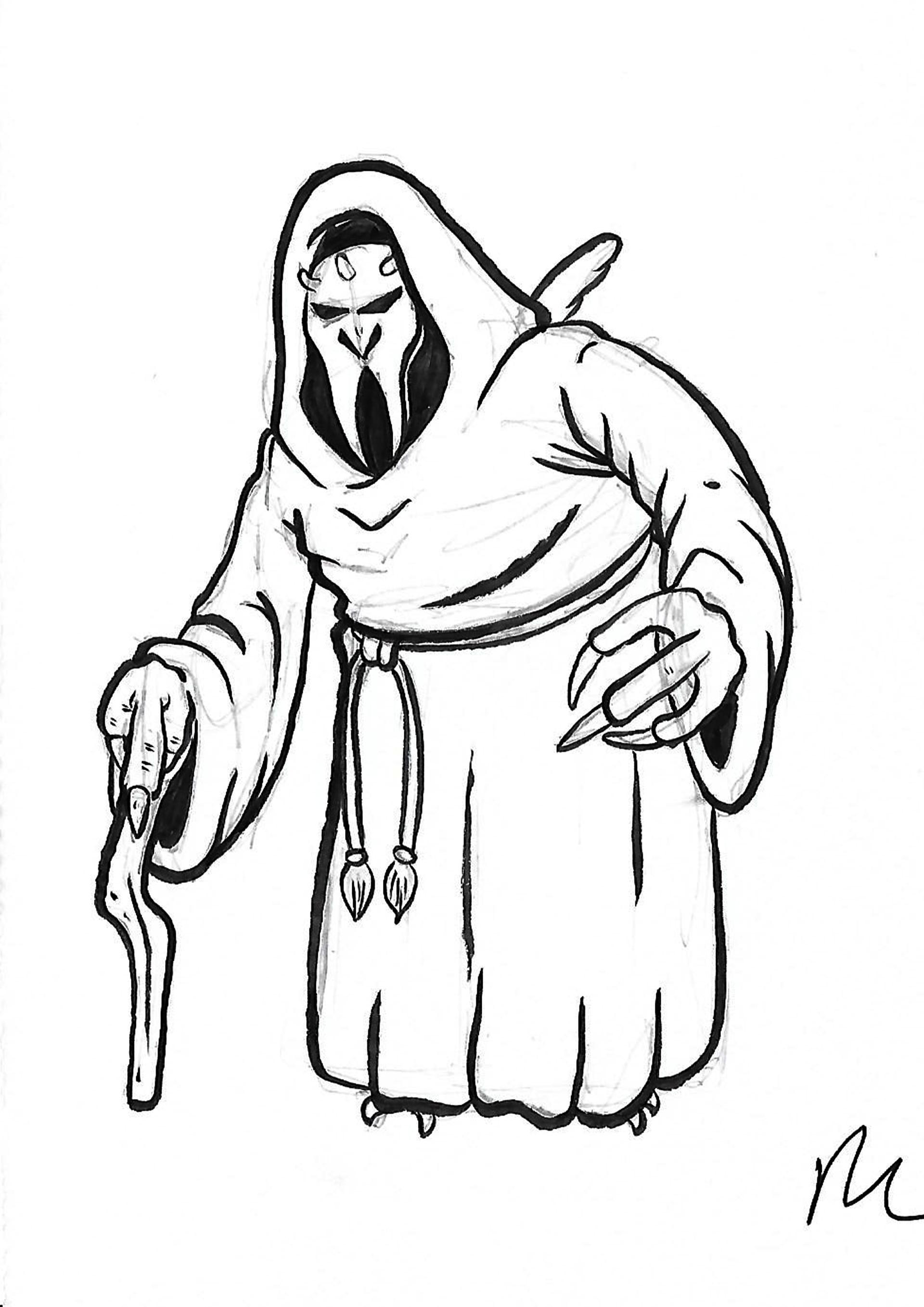 Peter yea druidspawn