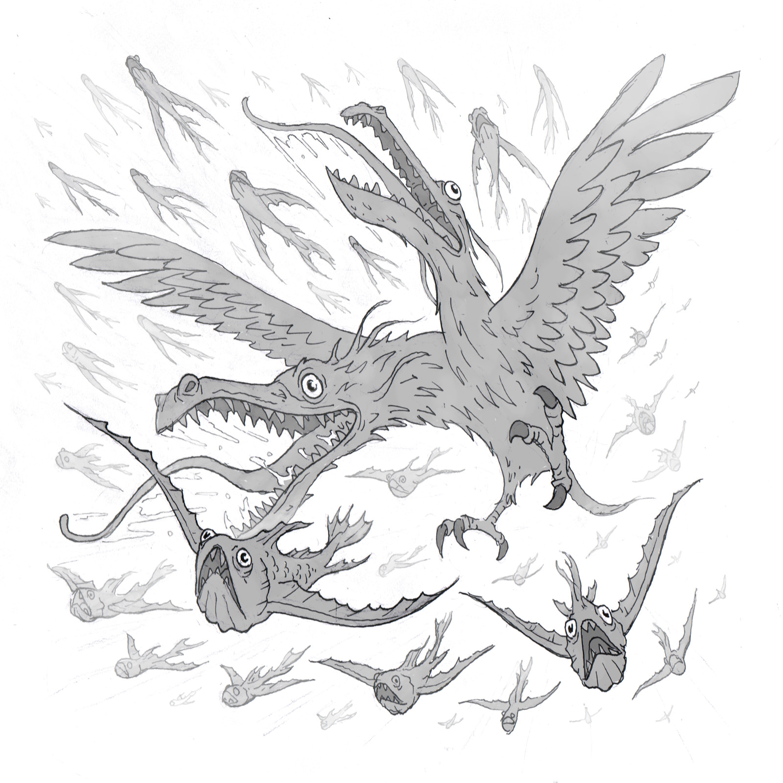 Dinobirds!