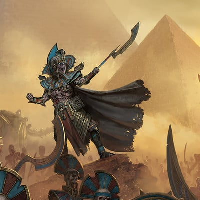 Diego gisbert llorens tomb kings