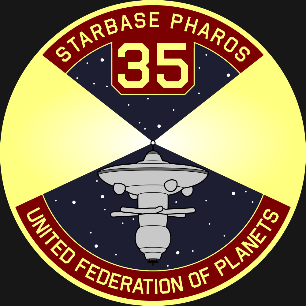 Tadeo d oria starbase 35 pharos assignment patch