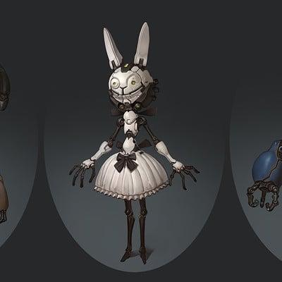 Matias tapia rabbit 01