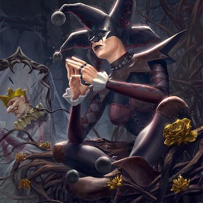 Chris bjors jester queen fin web