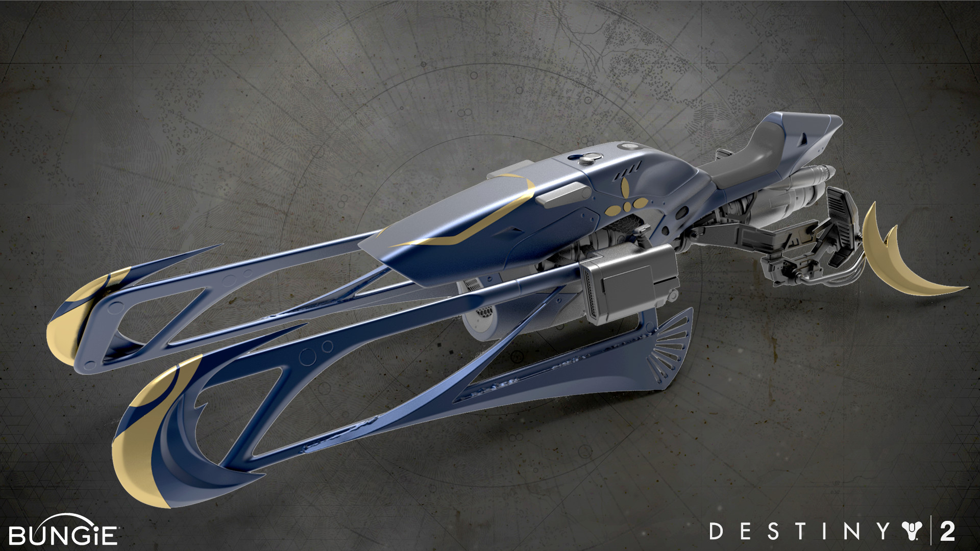 Michael Frank Destiny 2 Exotic Sparrow