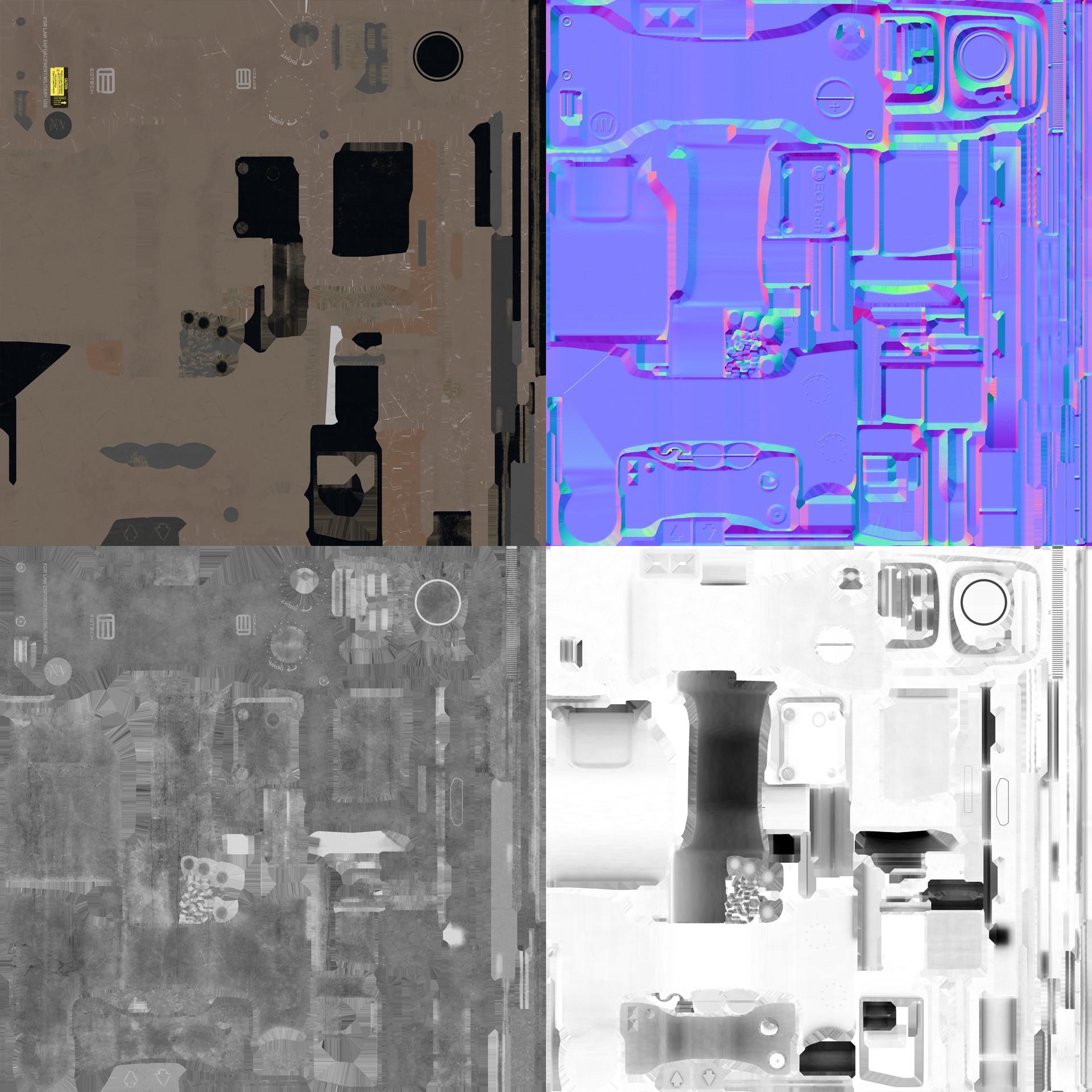 Matthew dismuke eotech texture breakdown
