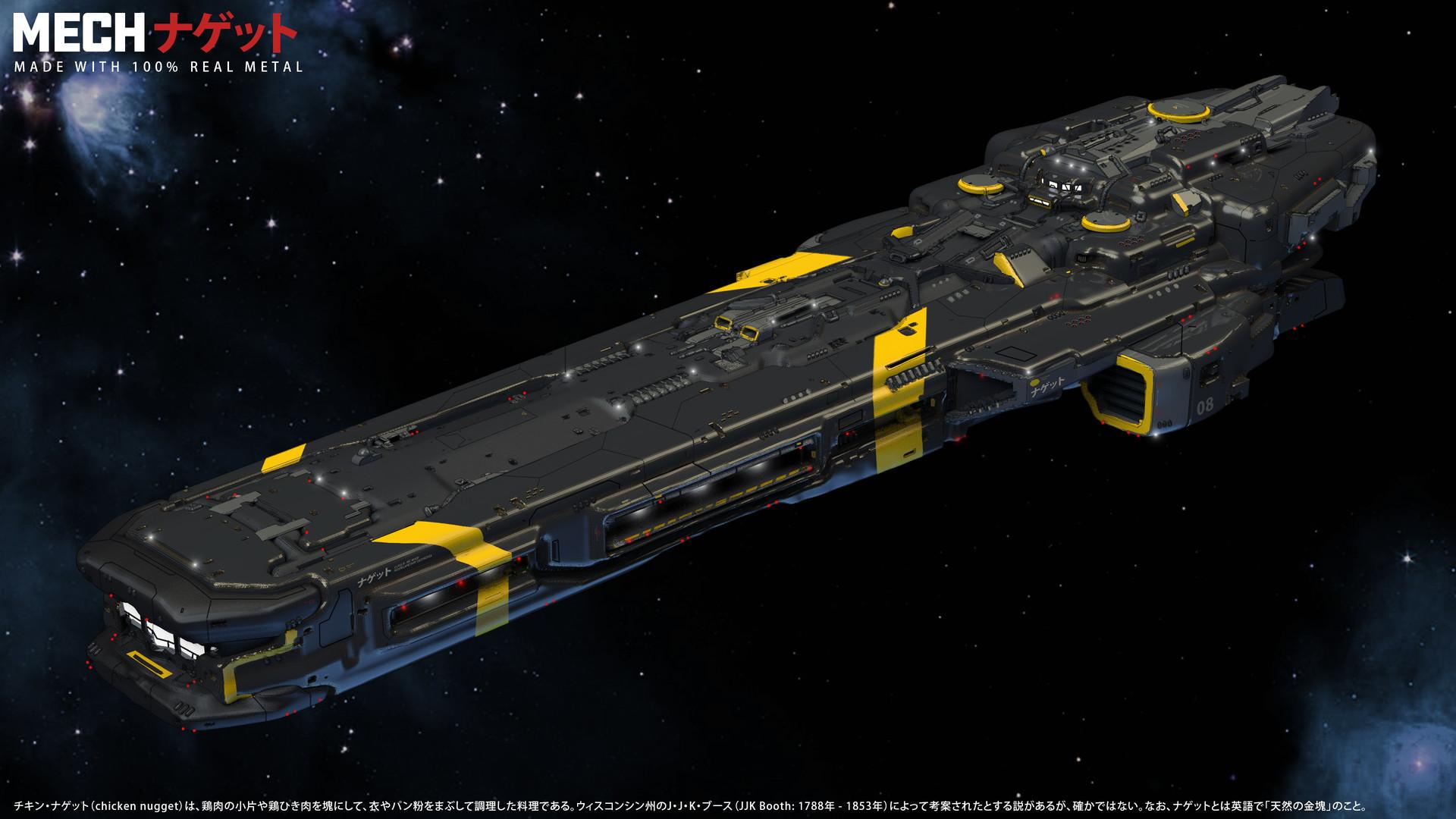 Andre lang huynh spaceship 08