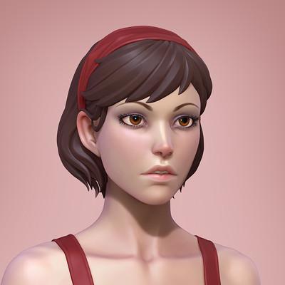 Marian merforth girl 01