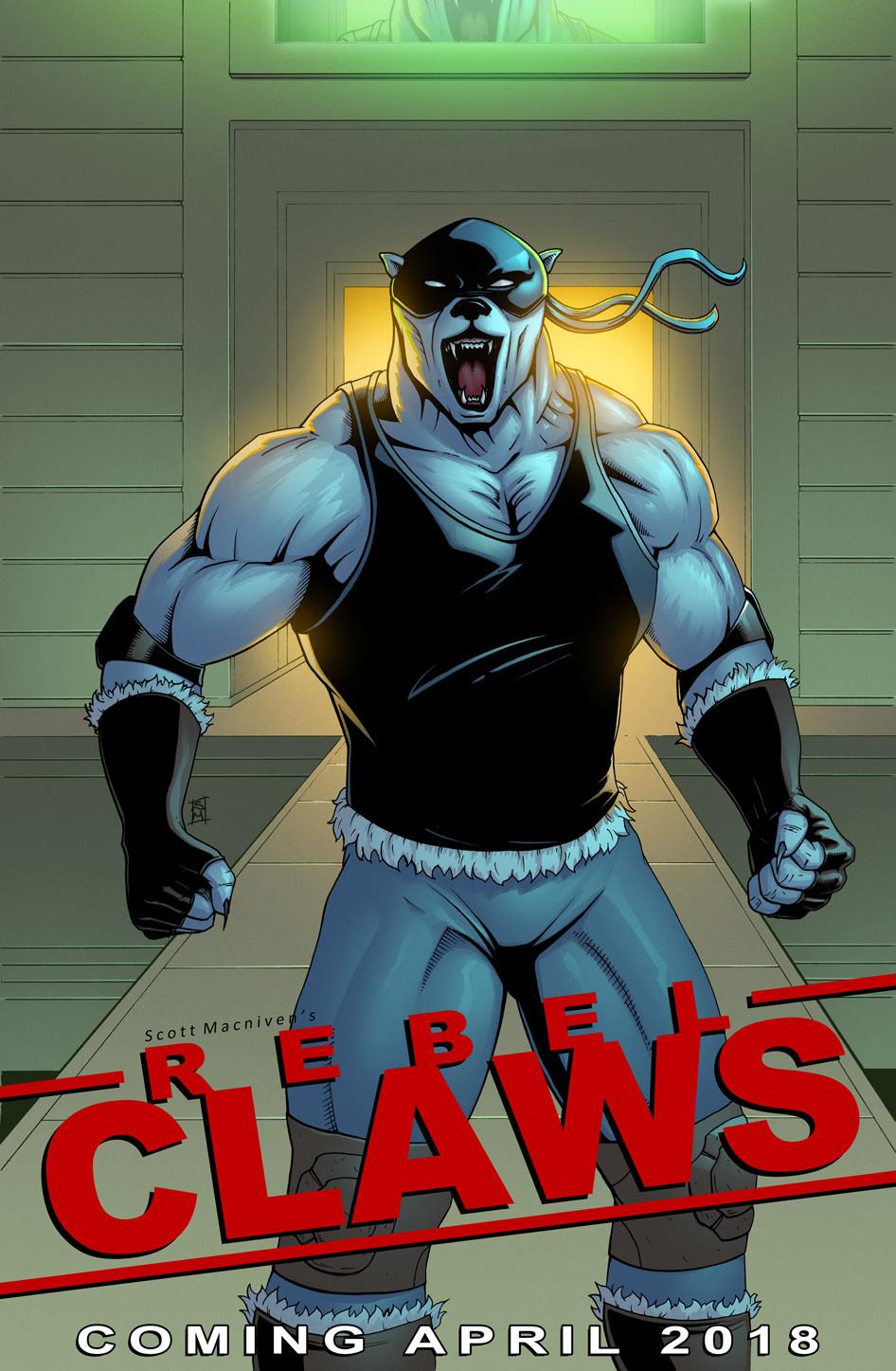 Maksim strelkov rebel claws 1 poster lowres