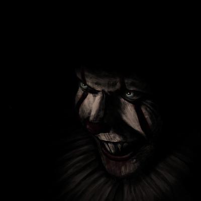 Miles handford clown