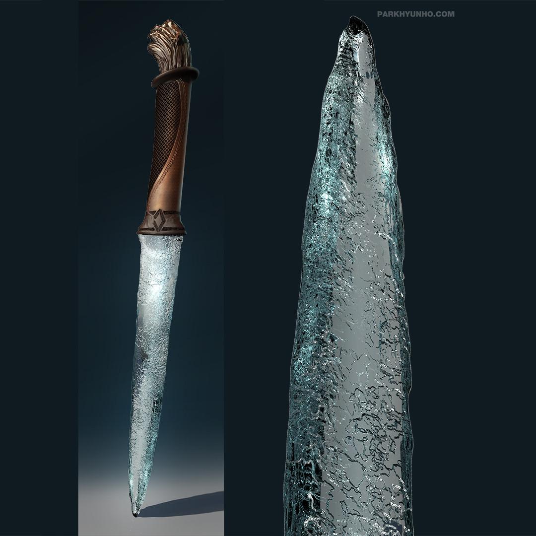 dagger of Jotunnheim