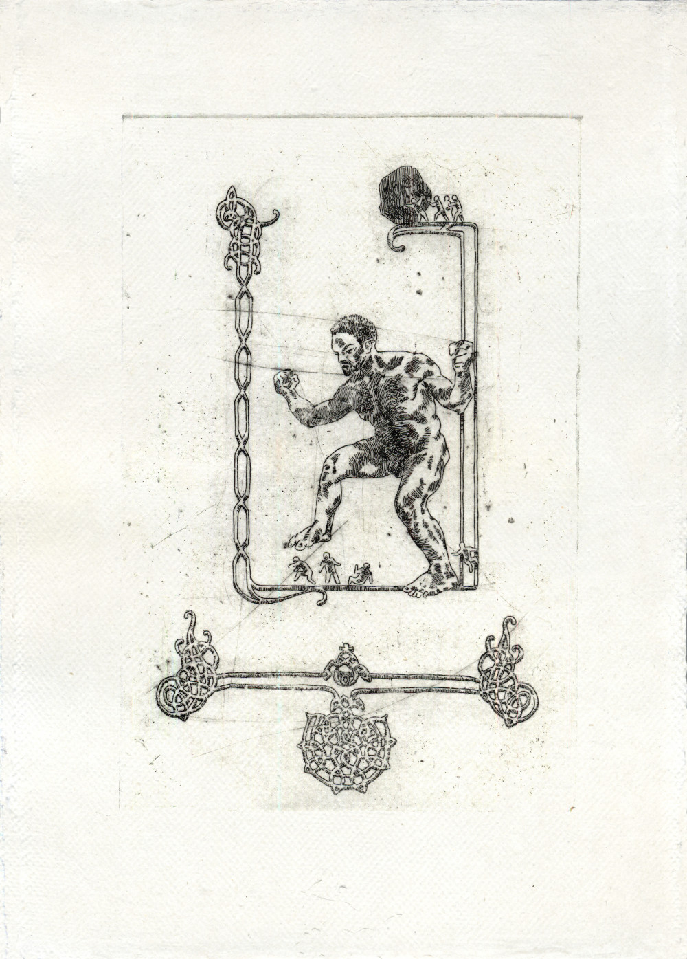 Zoltan korcsok etching 6