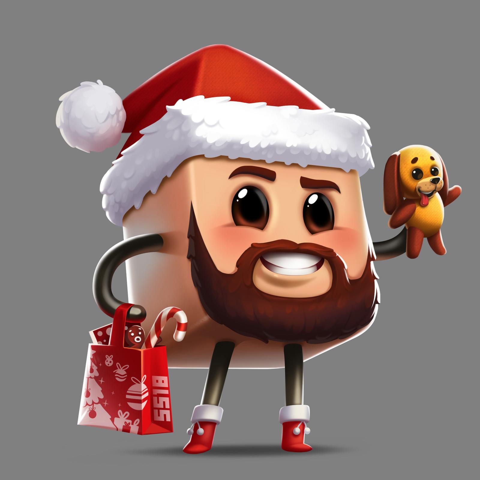 Happy Holidays from 5518 Studios