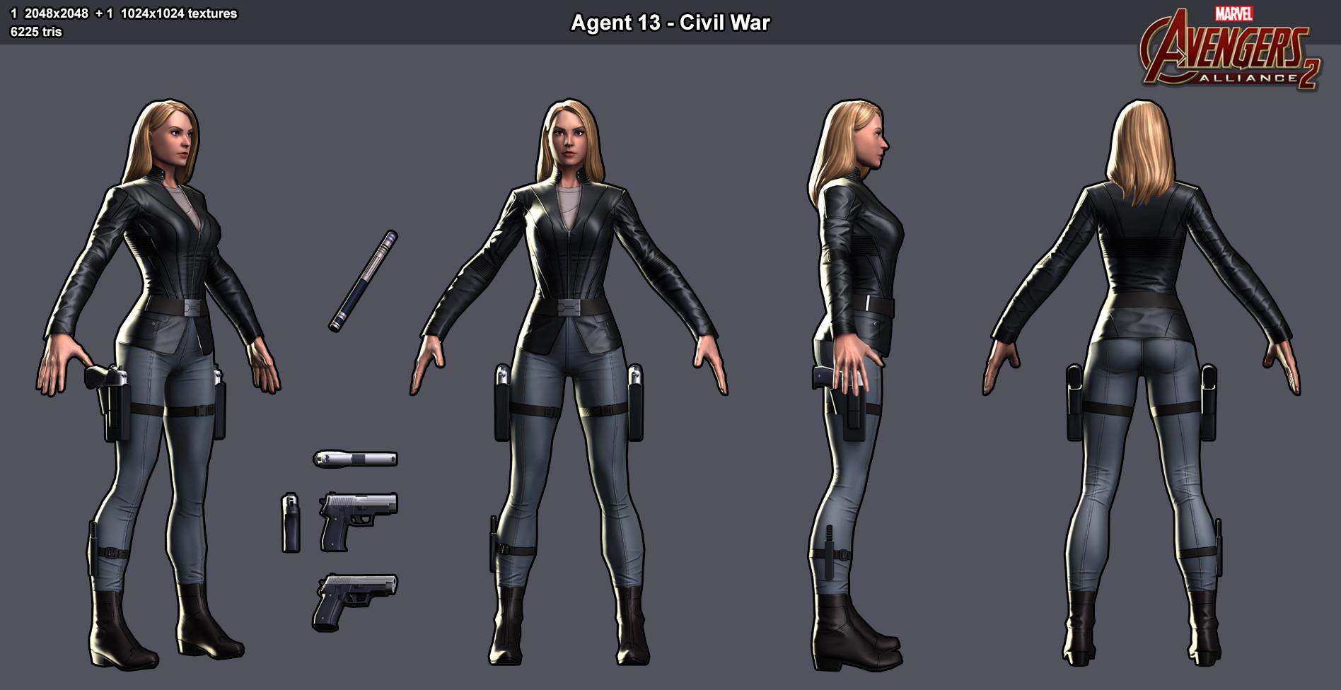 Kelsey martin agent1301