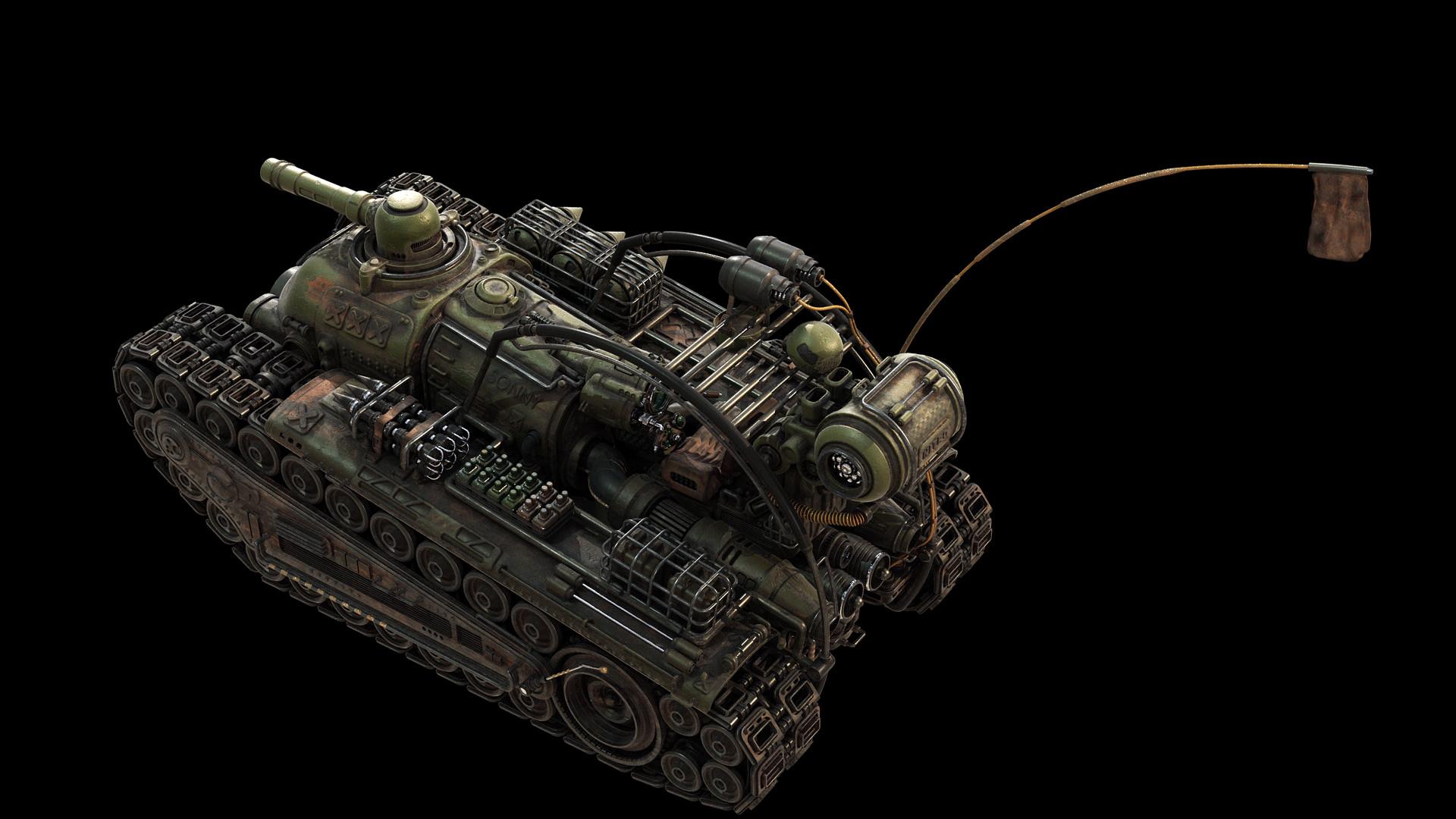 Antoni depowski tank antonidepowski 4