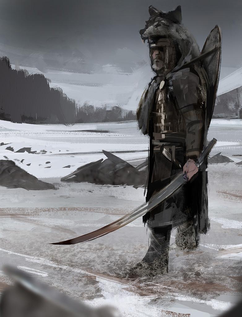 Mariusz kozik dacians warrior sk c 003